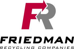 Friedman Recycling Logo