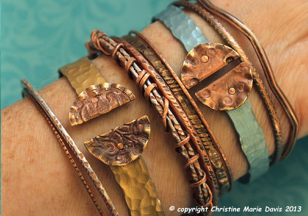 Recycled Bracelet