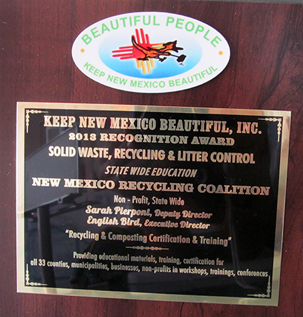 Keep NM Beautiful 2013
