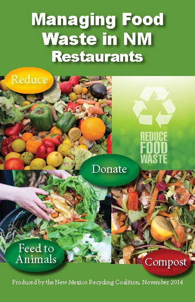 Food Waste Diversion - New Mexico Recycling Coalition