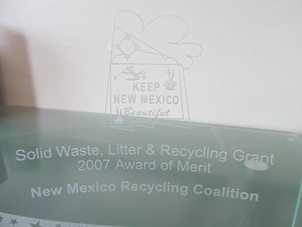 Keep NM Beautiful 2007