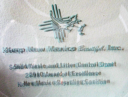 Keep NM Beautiful 2010