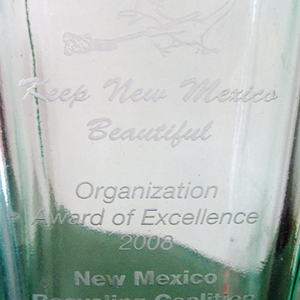 Keep NM Beautiful 2008